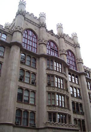Thomas Hunter building